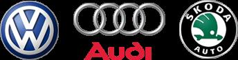 Volkswagon, Audi, Skoda